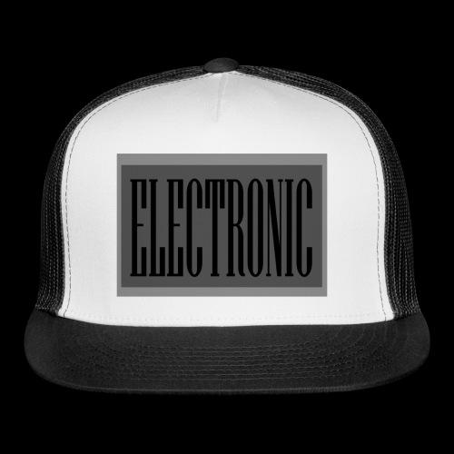 Electronic Logo - Trucker Cap
