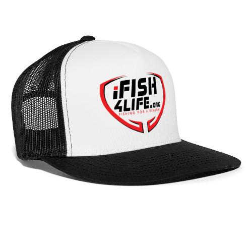 iFish4Life.org - Trucker Cap