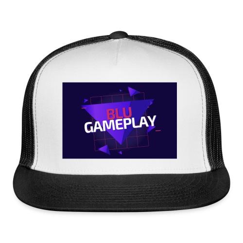 Retro Blu Gameplay - Trucker Cap