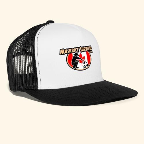 Muskrat Badge 2020 - Trucker Cap