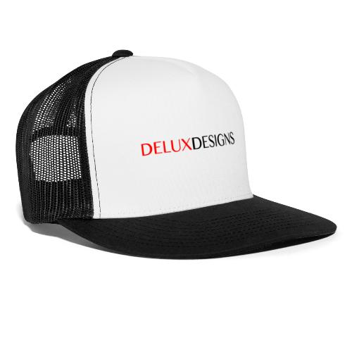 Delux Designs (black) - Trucker Cap