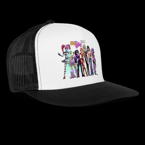 Megababes Group Picture - Trucker Cap
