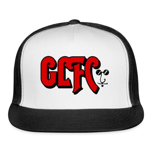 Geddy Lee Fan Club Logo - Trucker Cap