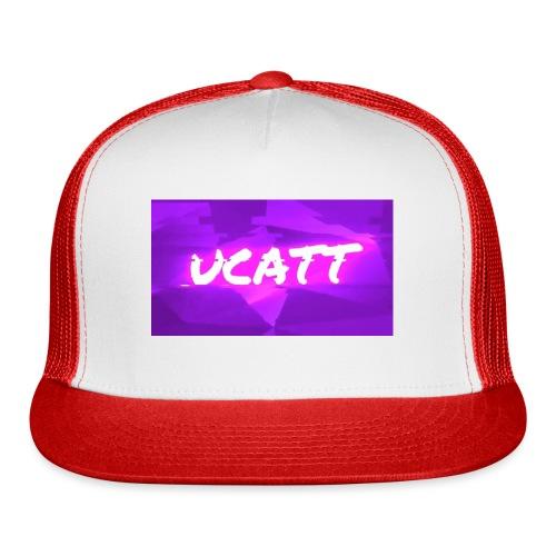 UCATT Logo - Trucker Cap