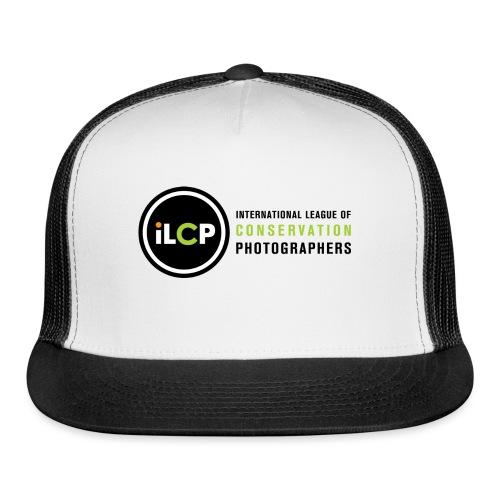 iLCP logo horizontal RGB png - Trucker Cap
