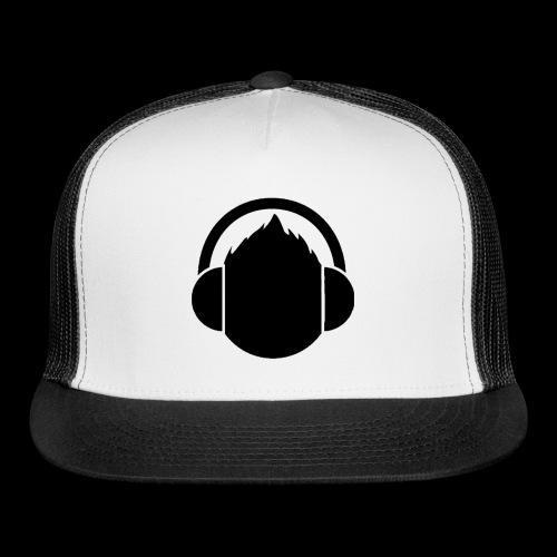 Headphone guy hat - Trucker Cap