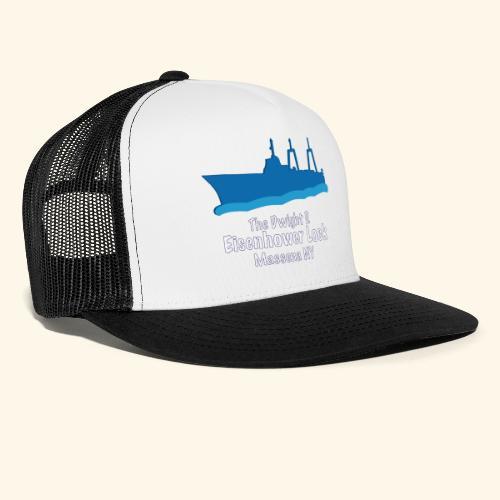 Eisenhower Lock Blue - Trucker Cap