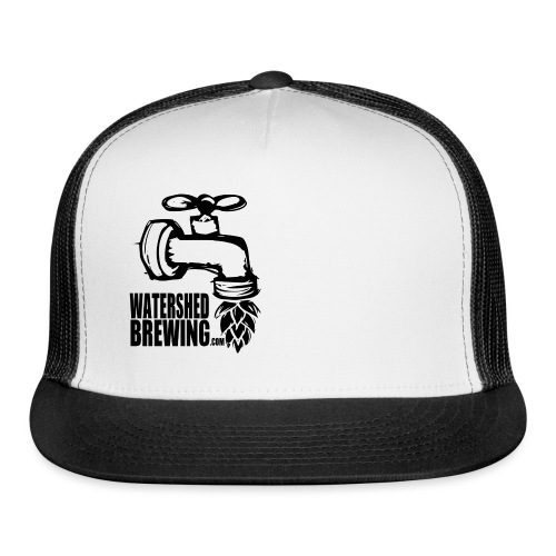Watershed Brewing Tap Hop - Trucker Cap