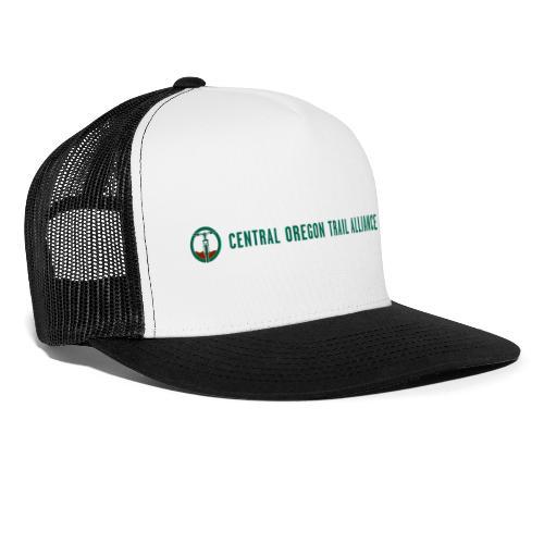 2019 COTA horizontal logo - Trucker Cap