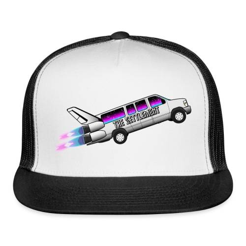 Rocketship - Trucker Cap