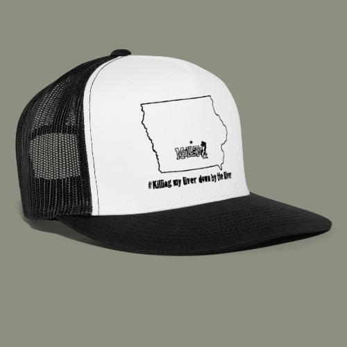 river black - Trucker Cap