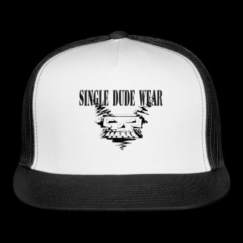 SDW Skull Big - Trucker Cap