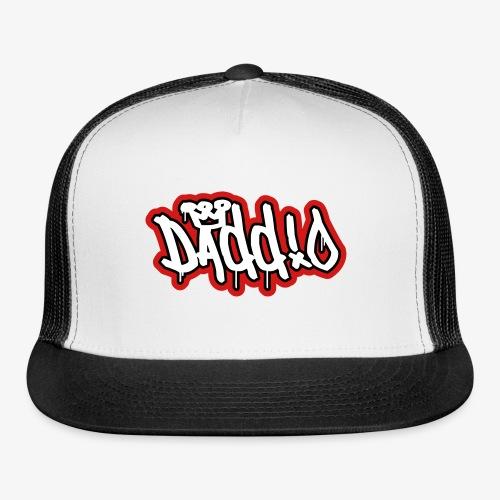 Daddio Tritone Wordmark - Trucker Cap