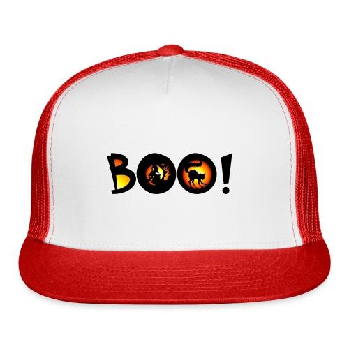 Happy Halloween Boo 5 - Trucker Cap