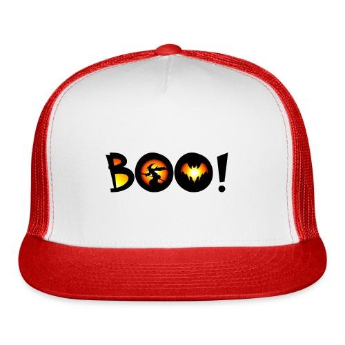 Happy Halloween Boo 2 - Trucker Cap