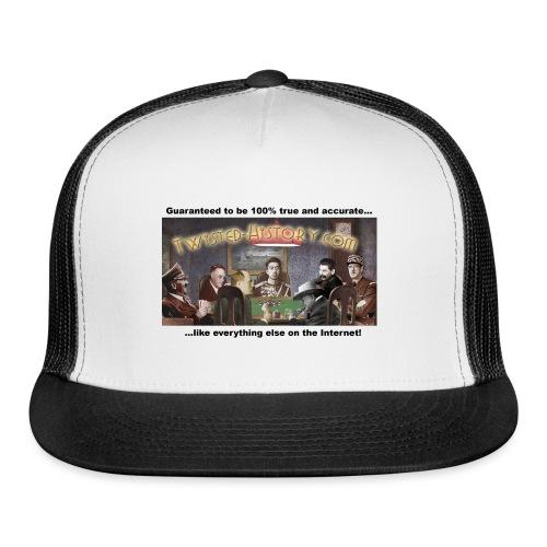 Poker Players Cap - Trucker Cap