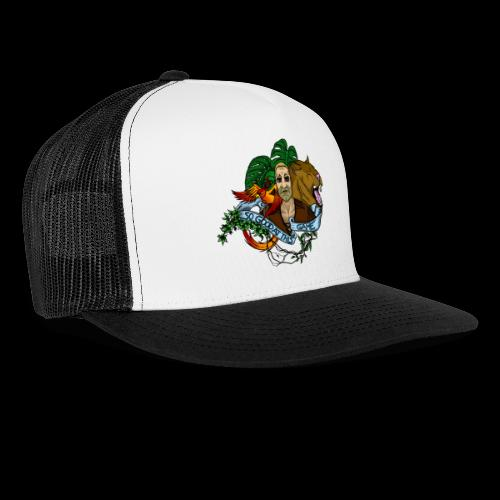 xB ARK (Tattoo Style) - Trucker Cap