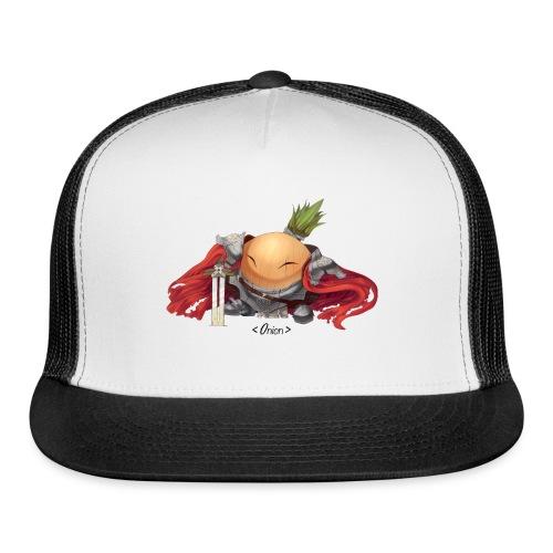 Onion Knights - Women's Pink - Trucker Cap