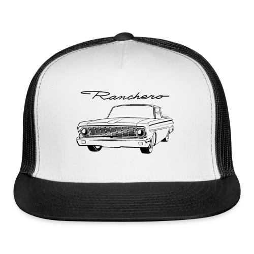1964 Ranchero Men's T-Shirt - Trucker Cap