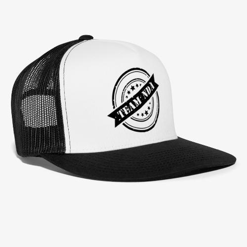 TeamNDA_HatBlack - Trucker Cap