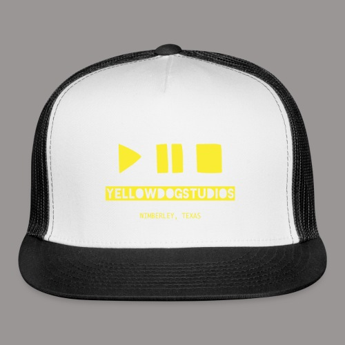 Yellow DOG Studios LOGO - Trucker Cap