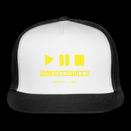 Yellow DOG Studios LOGO - Trucker Cap