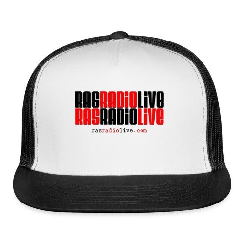 rasradiolive png - Trucker Cap