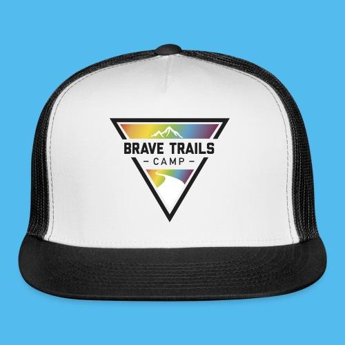 Brave Trails Triangle Logo - Trucker Cap