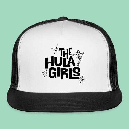 The Hula Girls Logo - Trucker Cap