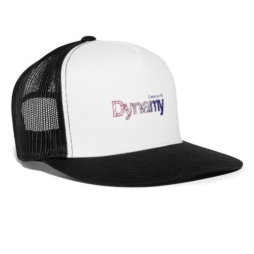Dynamy Logo - Trucker Cap