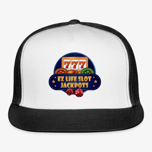 EZ Life Logo - Trucker Cap