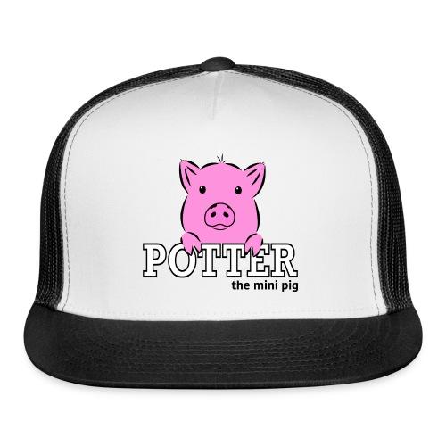 Potter's Logo - Trucker Cap