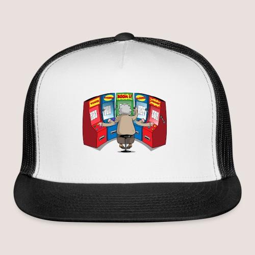 THE GAMBLIN' GRANNY - Trucker Cap
