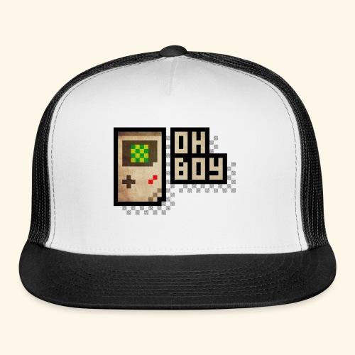 Oh Boy - Trucker Cap