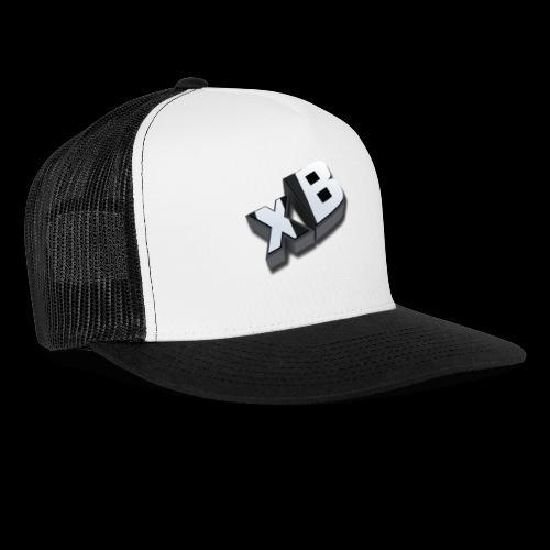 xB Logo - Trucker Cap