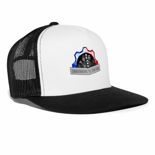 BROS TO THE END GEARS - Trucker Cap
