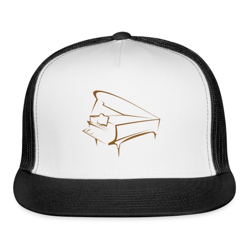 piano - Trucker Cap