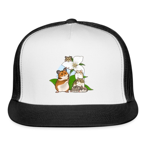 Ontario Hamster Club - Trucker Cap