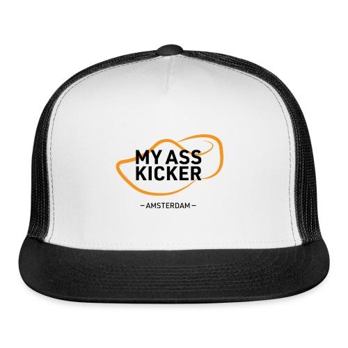MY ASS KICKER - Trucker Cap