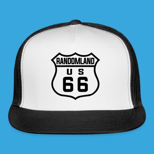Randomland 66 - Trucker Cap