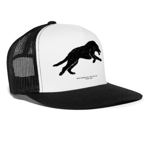Running Wolfhound - Trucker Cap
