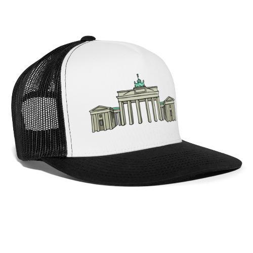 Brandenburg Gate Berlin - Trucker Cap