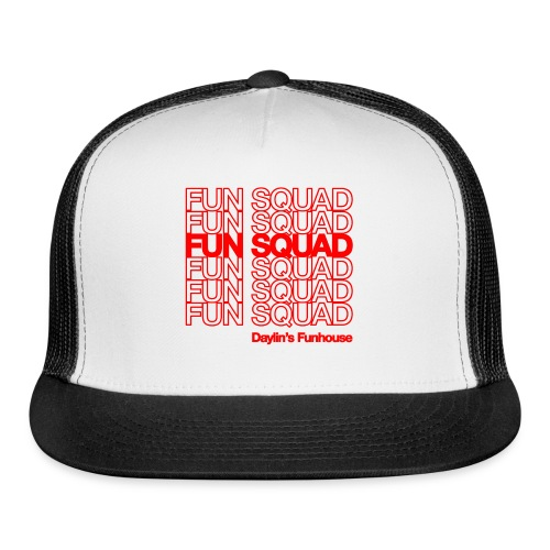 Fun Squad - Trucker Cap