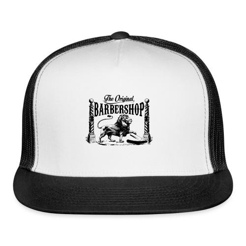 The Original Barbershop - Trucker Cap