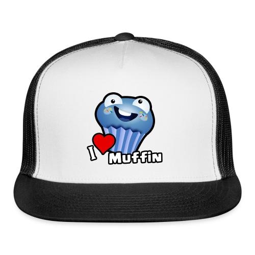 I Love Muffin - Trucker Cap
