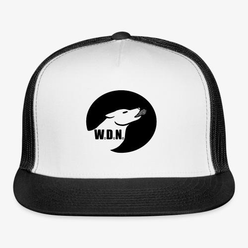 WolfDevourNight - Trucker Cap