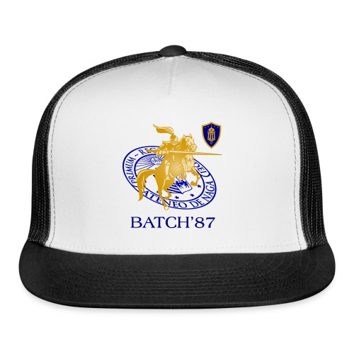 Ateneo Batch 87 - Trucker Cap
