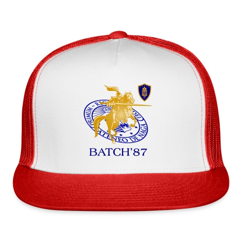 Ateneo Batch 87 - Trucker Cap