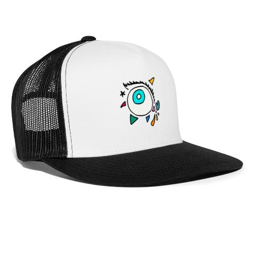 Punkodylate Eye - Trucker Cap