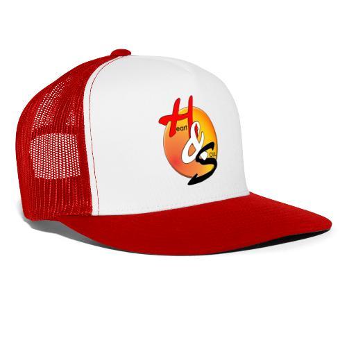 Rcahas logo gold - Trucker Cap